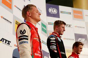 Podium: ChampionMick Schumacher, PREMA Theodore Racing Dallara F317 - Mercedes-Benz