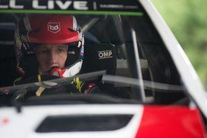 Крис Мик, Toyota Yaris WRC, Toyota Gazoo Racing WRC