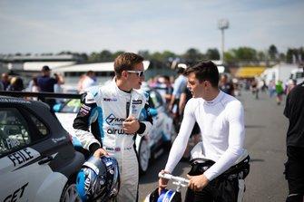 Josh Files, Target Competition Hyundai i30 N TCR, Santiago Urrutia, Team WRT Audi RS 3 LMS