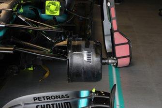 Mercedes detail