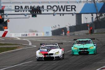 #42 BMW Team Schnitzer BMW M6 GT3: Martin Tomczyk, Sheldon Van Der Linde, Timo Scheider