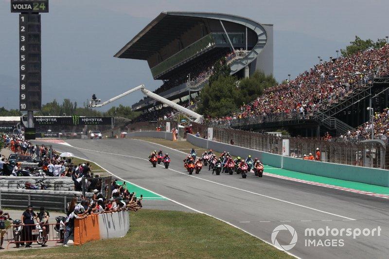 #10: Circuit de Barcelona-Catalunya (Spagna) - 168,800 km/h