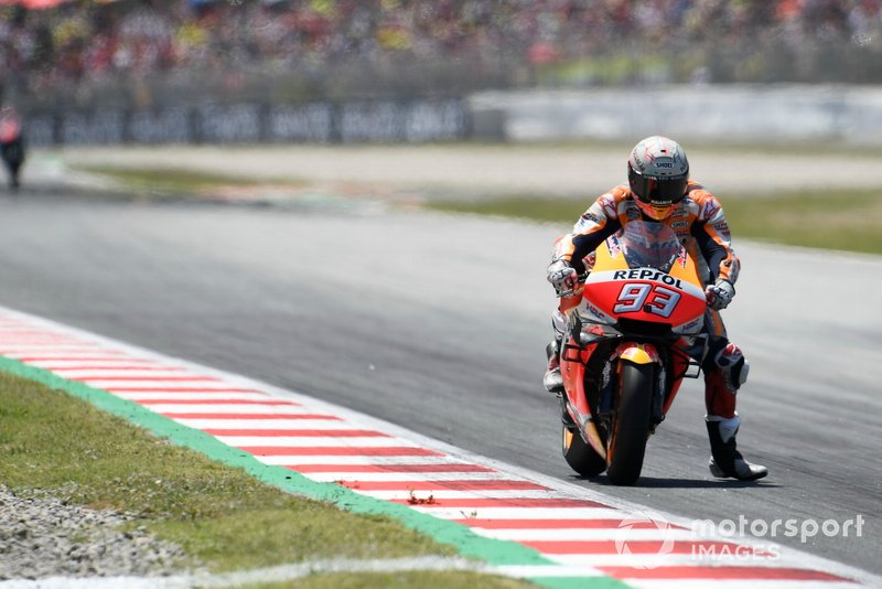 Ganador GP de Catalunya - Marc Marquez, Repsol Honda Team