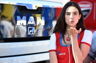MotoGP grid girl