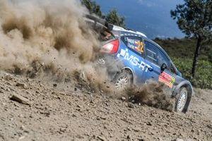 Jakub Gerber, Ford Fiesta