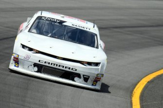 Ronnie Bassett Jr., DGM Racing, Chevrolet Camaro DGM Racing