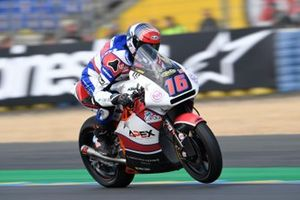 Joe Roberts, American Racing, French Moto2 2019