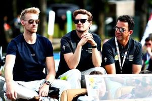 #4 ByKolles Racing Team Enso CLM P1/01: Gibson: Oliver Webb, Paolo Ruberti, Tom Dilmann
