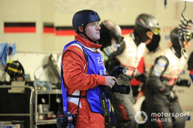 Rainier Ehrhardt, fotógrafo de Motorsport.com