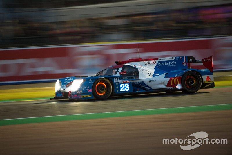 #23 Panis-Barthez Competition Ligier JSP217 Gibson: Julien Canal, Will Stevens, René Binder