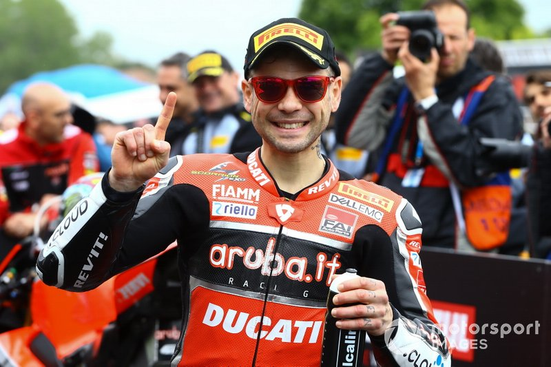 Alvaro Bautista, Aruba.it Racing-Ducati Team, World SBK