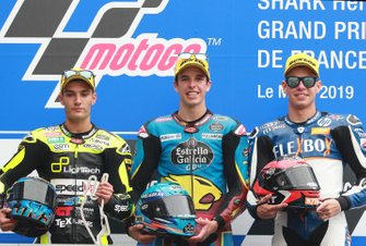 Jorge Navarro, Speed Up Racing, Alex Marquez, Marc VDS Racing, Augusto Fernandez, Pons HP40