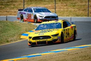 Michael McDowell, Front Row Motorsports, Ford Mustang Love's Travel Stops, David Ragan, Front Row Motorsports, Ford Mustang #ThanksDW