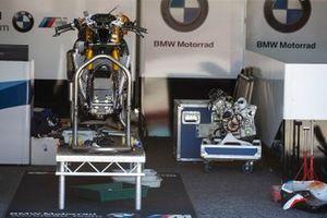 Markus Reiterberger, BMW Motorrad WorldSBK Team bike