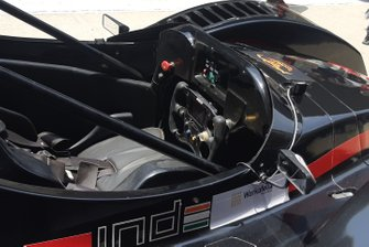 Detalle del coche de la X1 Racing League