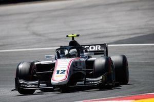 Juan Manuel Correa, Sauber Junior Team by Charouz