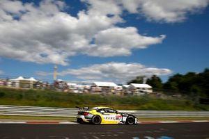 #99 BMW M6 GT3, Rowe Racing: Nicky Catsburg, Marco Wittmann, Jesse Krohn, John Edwards