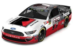 DW Throwback 2019 17 Mustang Roush Fenway
