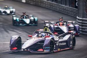 Sam Bird, Envision Virgin Racing, Audi e-tron FE05 Robin Frijns, Envision Virgin Racing, Audi e-tron FE05