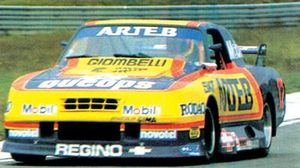 Em 1991, com apenas 11 temporadas, Ingo Hoffmann conquistou seu 5º título da Stock Car correndo em dupla com Ângelo Giombelli