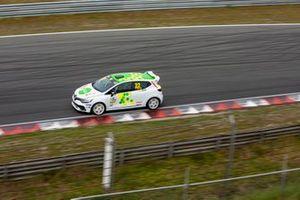 Paweł Wysmyk, Renault Clio Cup