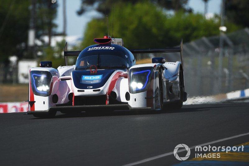 #32 United Autosports Ligier JSP217 Gibson: Ryan Cullen, Alex Brundle, Will Owen