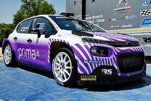 Rachele Somaschini, Nicola Arena, RS Team Italia, Citroen C3 R5