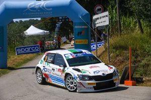 Andrea Mazzocchi, Silvia Gallotti, Skoda Fabia RC2