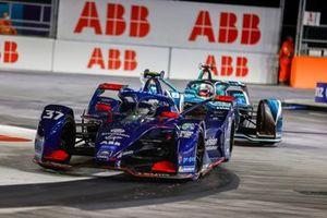 Nick Cassidy, Envision Virgin Racing, Audi e-tron FE07, Oliver Turvey, NIO 333, NIO 333 001