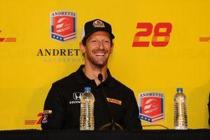 Romain Grosjean, Andretti Autosport