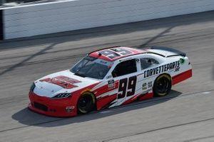 Ryan Ellis, B.J. McLeod Motorsports, Ford Mustang CorvetteParts.net/Keen Parts
