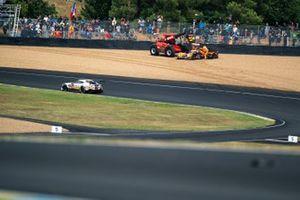 #25 G-Drive Racing Aurus 01 - Gibson LMP2, John Falb, Roberto Merhi, Rui Andrade