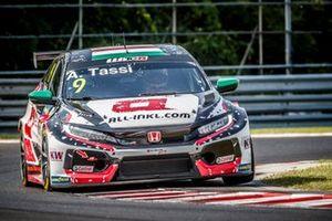 Attila Tassi, ALL-INKL.DE Münnich Motorsport Honda Civic Type R TCR