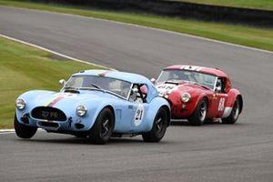 Célébration Royal Automobile Club TT Jenson Button Alex Buncombe Cobra