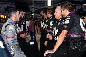 Alex Bowman, Hendrick Motorsports, Chevrolet Camaro Ally, Greg Ives