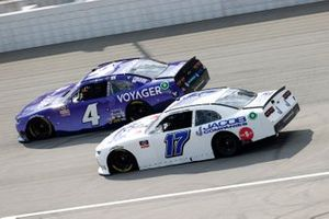 Carson Ware, SS Green Light Racing, Chevrolet Camaro Jacobs, Landon Cassill, JD Motorsports, Chevrolet Camaro Voyager