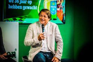 Hans Erik Tuijt, Director Global Heineken Sponsorship