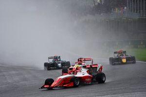 Arthur Leclerc, Prema Racing, Dennis Hauger, Prema Racing, Ayumu Iwasa, Hitech Grand Prix