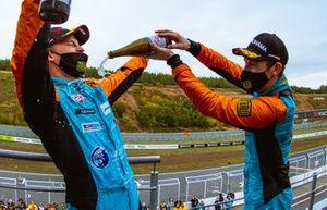 Захар Слуцкий, Григорий Бурлуцкий, Carville Racing