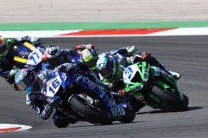 Jules Cluzel, GMT94 Yamaha, Raffaele De Rosa, Orelac Racing VerdNatura