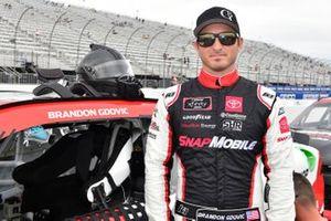 Brandon Gdovic, Sam Hunt Racing, Toyota Supra SnapMobile.com