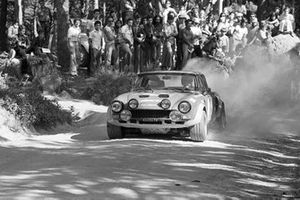 Markku Alen, Ilkka Kivimaki, Fiat 124 Abarth Spider