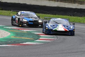 #51 AF Corse, Ferrari 488 GT3 Evo: Peter Mann, Lorenzo Casè