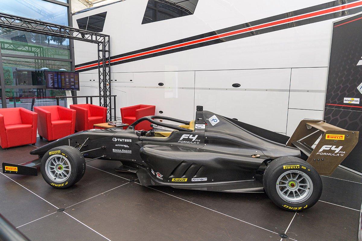 Italian F.4 Championship con Tatuus fino al 2028