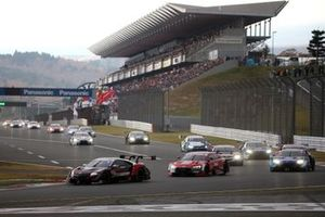 Renn-Action beim Dream-Race 2019 in Fuji mit DTM und SUPER GT