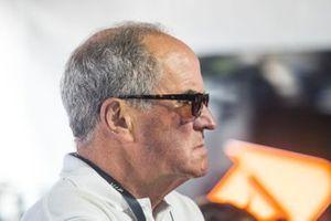 Владелец команды Garry Rogers Motorsport Гарри Роджерс