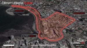 Projet Grand Prix de Panama