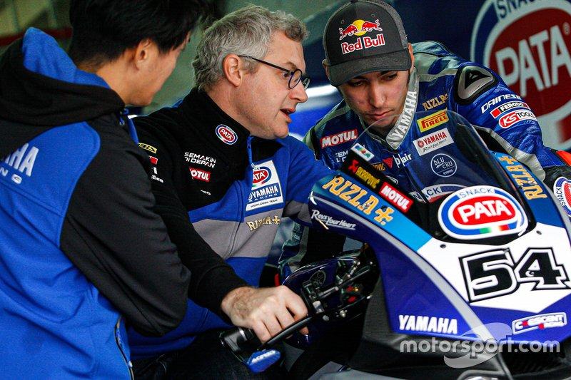 Toprak Razgatiloglu, Pata Yamaha WorldSBK Team