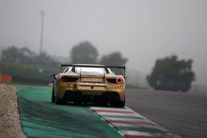 #9 Ferrari 488 Challenge, Autohaus Ulrich: Oliver Plassmann