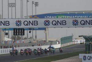La partenza del Gran Premio